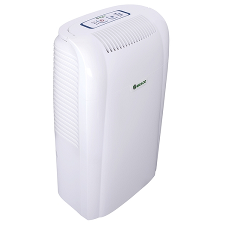 Photo of White Meaco 10L 1-2 Bedrooms Small Home Dehumidifier