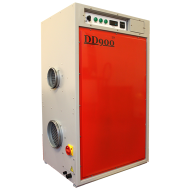 Photo of Red DD900 Desiccant Dryer 71-200 Litres per day