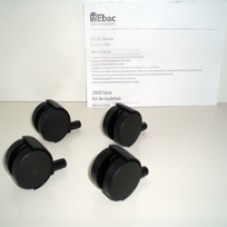 Photo of N/A Ebac 3000 Series Castor Kit