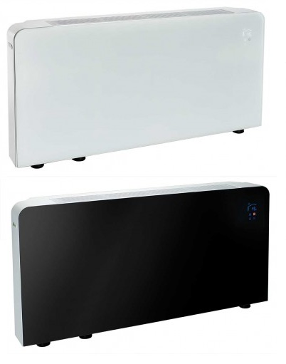 Photo of Black or White MeacoWall 72 Ultra Quiet Wall Mounted Dehumidifier