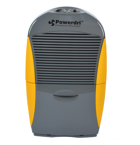 Photo of Yellow/Black:   Ebac Powerdri Professional Dehumidifier 3 YEAR WARRANTY