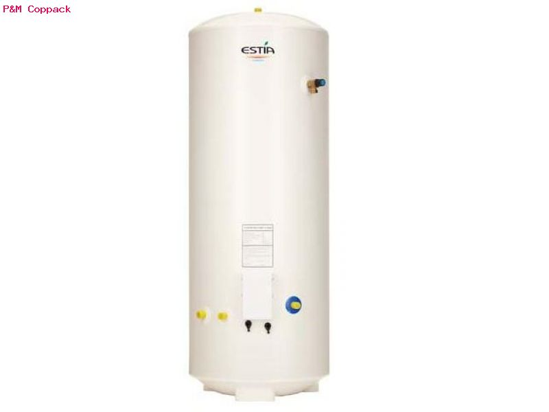 Photo of Ivory Toshiba ESTIA  DHW 150 Litre