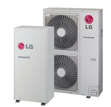 Photo of N/A LG Therma V 16kW Split HT Type